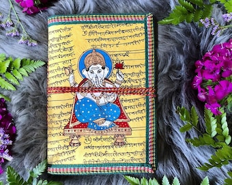 Ganesha Journal ~ Blank Pages