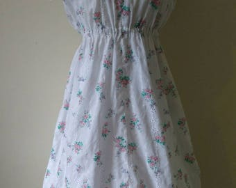 Vintage 1980s does 1940s style Day dress
