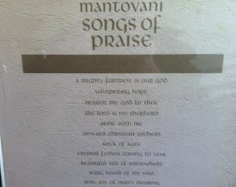 Mantovani Songs Of Praise Sealed Vinyl Easy Listening Gospel Record Album