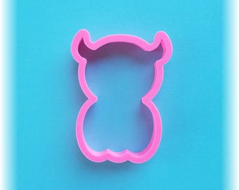 Devil Pumpkin Cookie Cutter