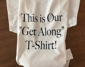 Get Along Hug T-Shirt