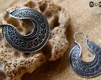 Vikings Shield Earrings