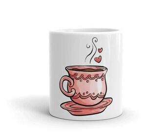 Cup of Coffee With Love Mug