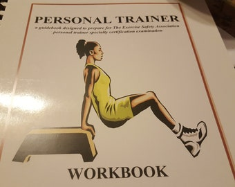 Personal Training learning guide plus Exam