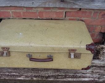 Vintage Luggage Suitcase Storage