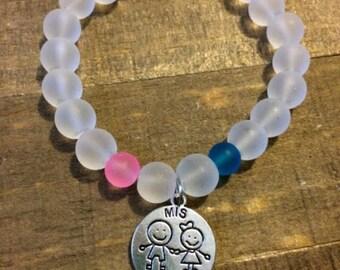 Mis amores bracelet