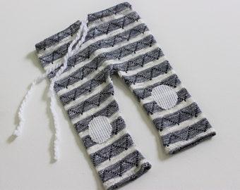 Stripe Nautical Pantaloons