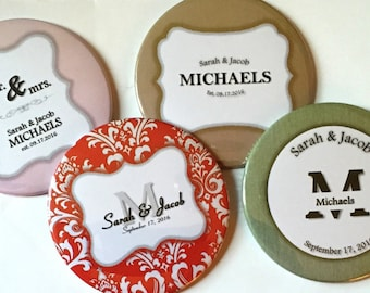 Personalized Coasters (Set of 5)