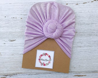 Lovely Lilac Turban