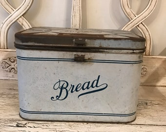 Image result for vintage bread box