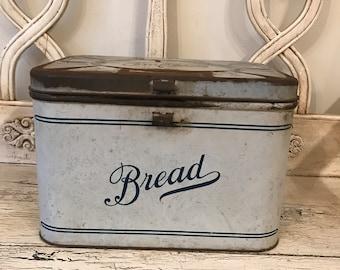 Image result for vintage bread box