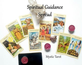 Spiritual Guidance Tarot Card Reading, Same Day Psychic Reading w Oracle Cards, Same Day Tarot Reading by Clairvoyant, Intuitive Reading