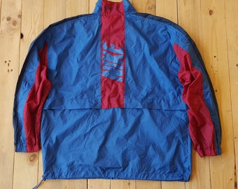 Vintage 90s Nike Windbreaker Jacket