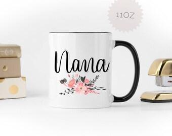 Worlds Best Nana | Nana Mug | Nana Gift | Gifts for Nana | Grandma Coffee Mug | Coffee Mug | Worlds Best Grandma | Grandma Gift |Grandma Mug