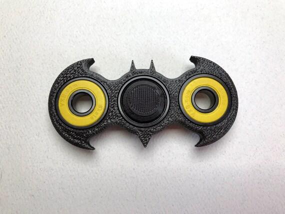 Batman Fid Spinner 3D printed toy