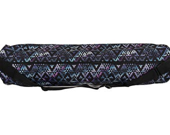 Cosmic Geo Yoga Mat Bag