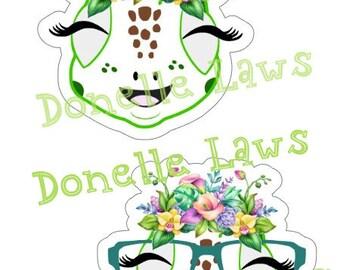 Turtle Print N cut file