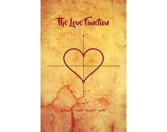 The love function, Math Poster