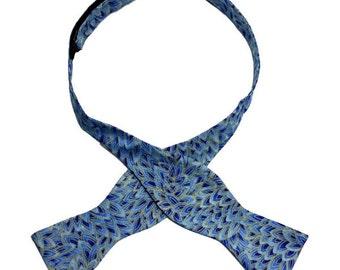 Diddley - Self-Tied Bow Tie by Kruwear