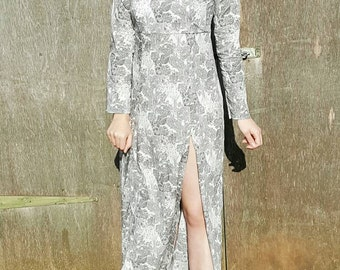 Maxi Dress,Boho dress, Evening dress, Maxi dress boho, White maxi dress, Dress, Summer dress, Long dress, Long sleeve dress, boho maxi dress
