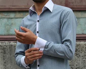 G & W tailored shirt