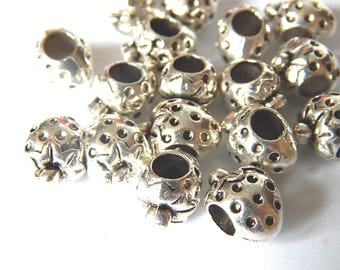 Pearl metal Strawberry Europeans 12 * 9 mm
