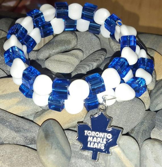 Maple Leafs Bracelet