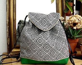 Backpack, purse PALOMA Green