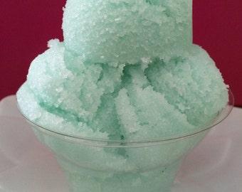 Body Scrubs, Whipped Scrub, Sugar Scrub, Sorbet Scrub with Shea Butter-Assorted Scents