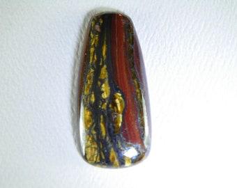 Tiger Iron Custom Cabochon