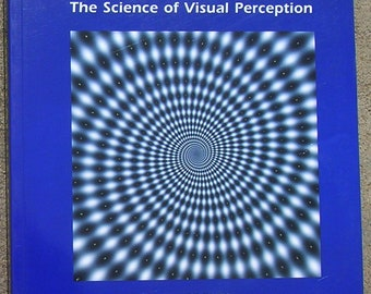 OPTICAL ILLUSIONS: Op Art Book  - The Science of Visual Perception