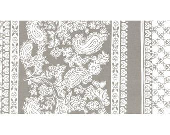 SALE 30% OFF Maxine in Mud Lightweight Designer Cotton from Michael Miller Fabrics