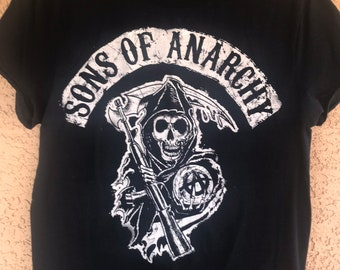 Sons of Anarchy T-Shirt - size medium