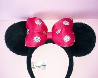 Bling Mini Mouse Ears