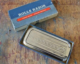 Vintage Rolls Razor