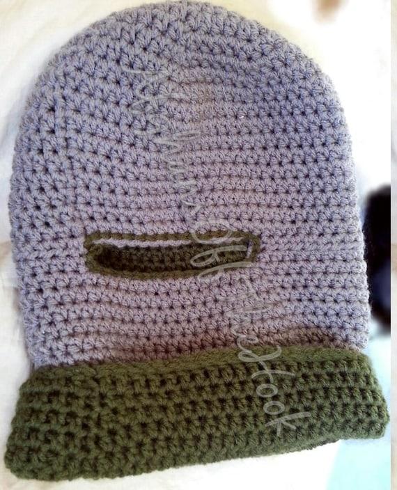 Double Thick Crochet Balaclava Pattern Balaclava Pattern Crochet