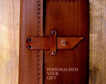 COVER PERSONALIZED JOURNAL