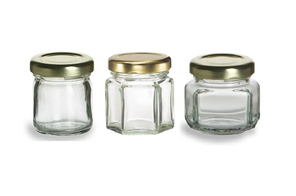 250 15 oz Mini Glass Jars for DIY Wedding jam jelly honey
