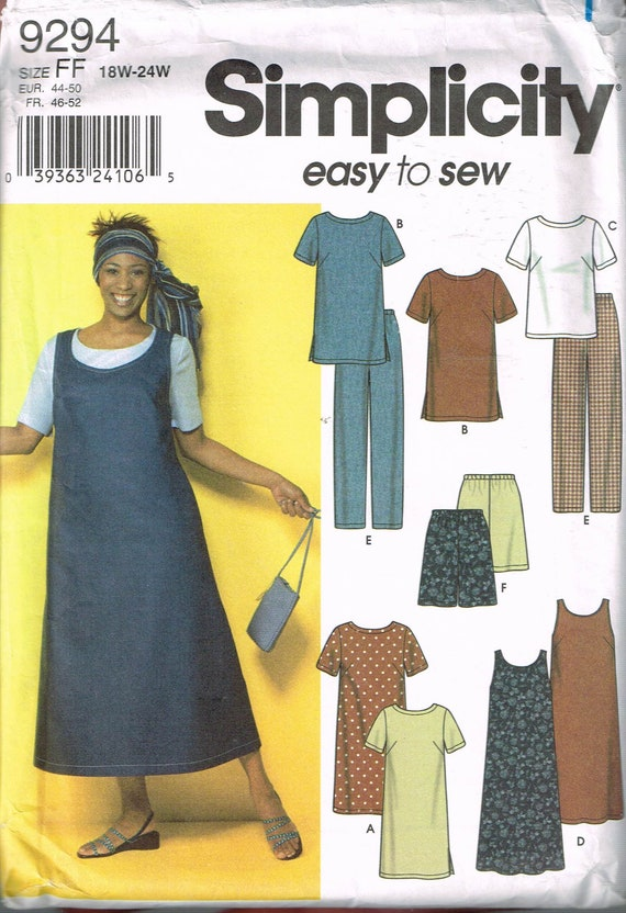 Easy Plus Size Sewing Patterns Heartpulsar