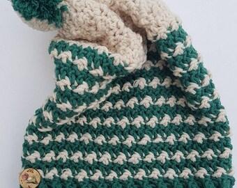 Ski Beanie Crochet Pattern - simple Intermediate