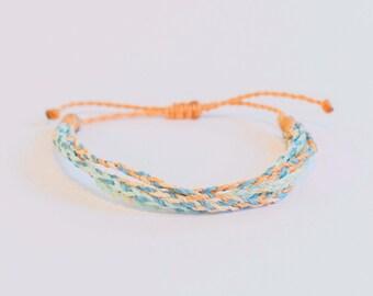 "Boho Beach Bracelet,  Ethical, Fair Trade, ""Bracelets 2 Educate"""