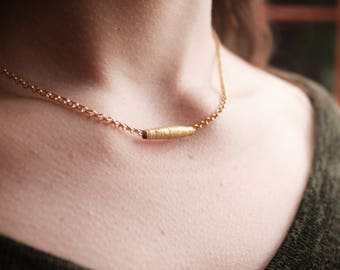 Gold Chain Minimal Recycling