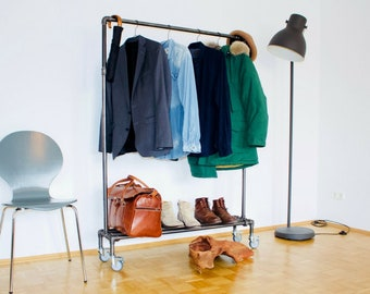 LEVI - Clothes Rack industrial design