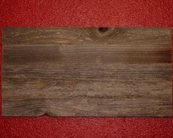 Blank Barn Wood sign