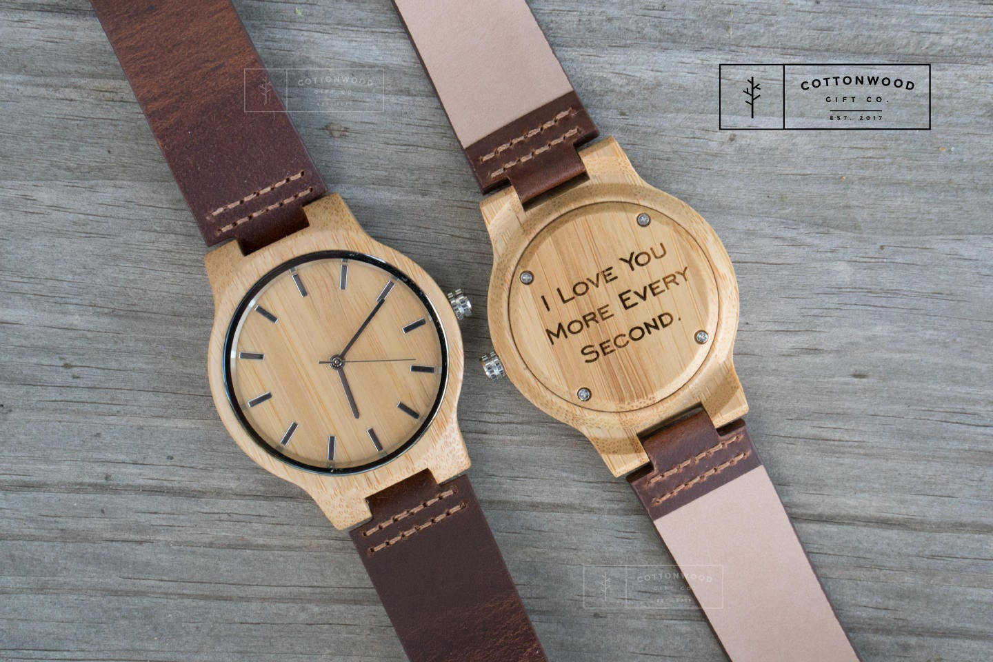 Groom Gift From Bride Grooms Gift For Groom Wood Watch Wedding