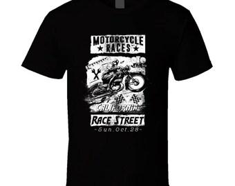 Bike Motorcyle T-shirt