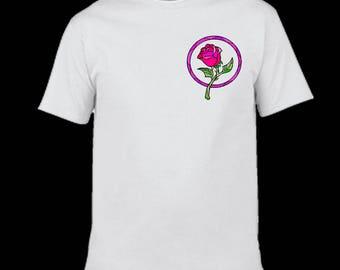 Disney Inspired Beauty & The Beast Adult T-Shirt