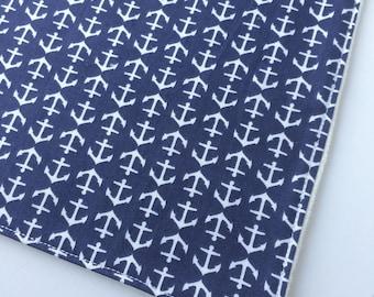 Anchors Washcloth - Bamboo Washcloth - Facecloth - Washcloth - Bath & Beauty - Nautical - Wash Cloth - Baby Shower Gift