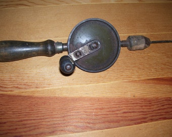 Vintage Eggbeater Hand drill
