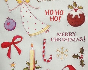 STICKERS - Christmas Stickers - New